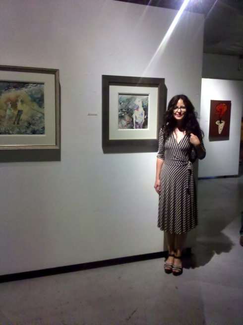 monOrchid Gallery, Thermal PHX Exhibition