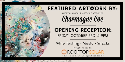 rooftop solar art space features charmagne coe